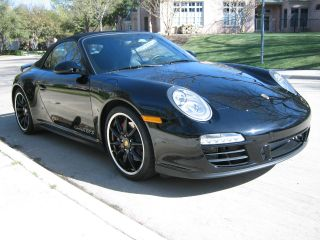 2011 Porsche 911 Carrera Gts Convertible 2 - Door 3.  8l photo
