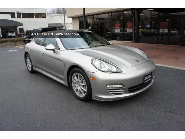 2010 porsche panamera 4s hatchback 4 door 4 8l. Black Bedroom Furniture Sets. Home Design Ideas
