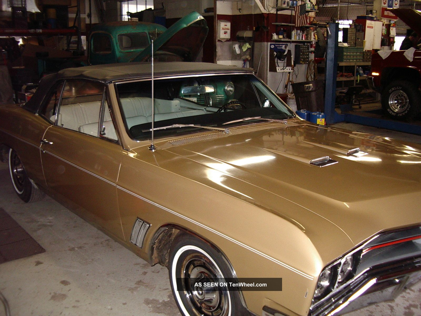 1967 Buick Gs 400 Convertable Survivor Skylark photo