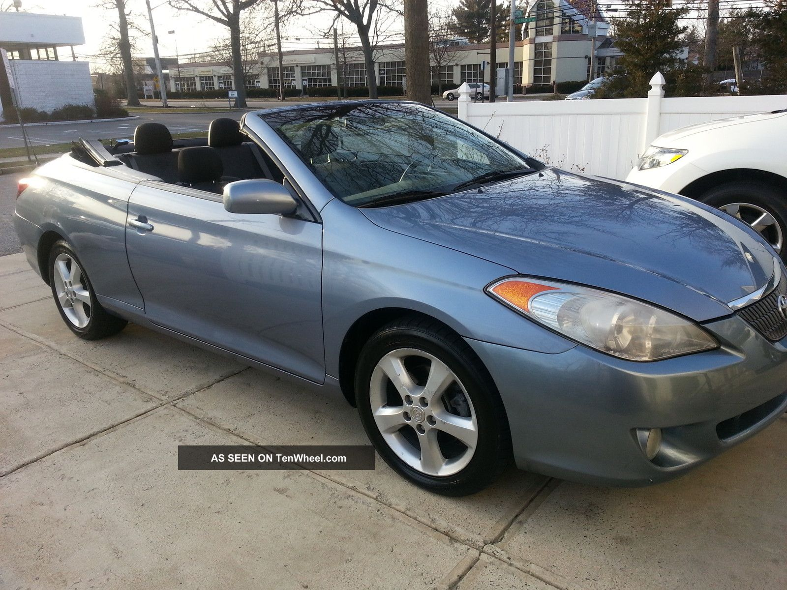 2006 Toyota Solara Se Convertible 2 - Door 3.  3l Solara photo