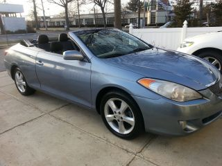 2006 Toyota Solara Se Convertible 2 - Door 3.  3l photo