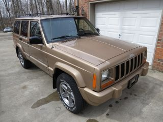 2000 Jeep Cherokee Classic 4wd photo