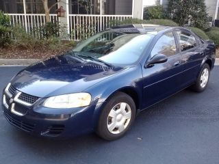 Immaculate 2006 Dodge Stratus Sxt 4 - Door 2.  7l V6 Flex photo