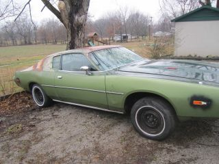 1973 Dodge Charger Car Solid Project photo