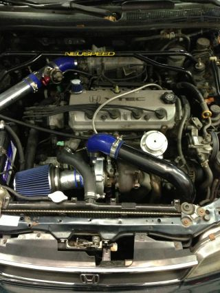 1996 Honda Accord Turbocharged photo