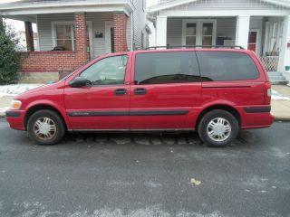 2001 Chevrolet Venture Ls Mini Passenger Van 4 - Door 3.  4l photo