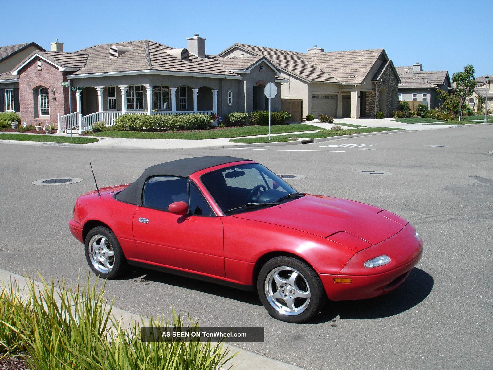 Mazda Miata Convertible Door L Lgw on 1993 Dodge Dakota Blue Book