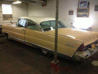 1956 Lincoln Premier photo