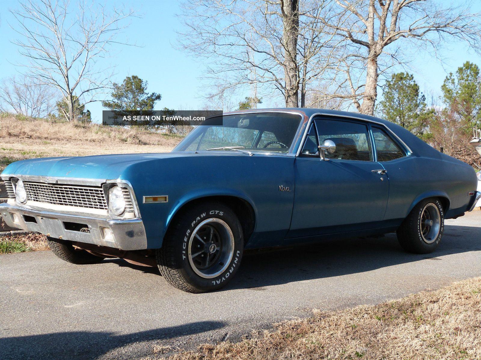 1972 Chevrolet Nova 2 Door