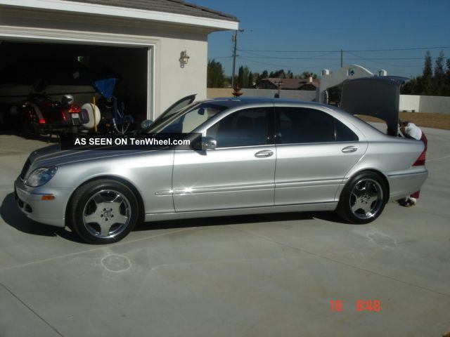 2003 mercedes benz s500 for Mercedes benz s500 2003