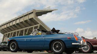 1972 Mgb Roadster photo