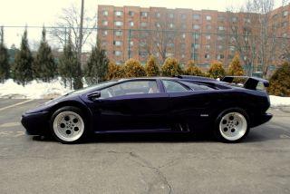 2001 Lamborghini Diablo Replica 6.  0 photo