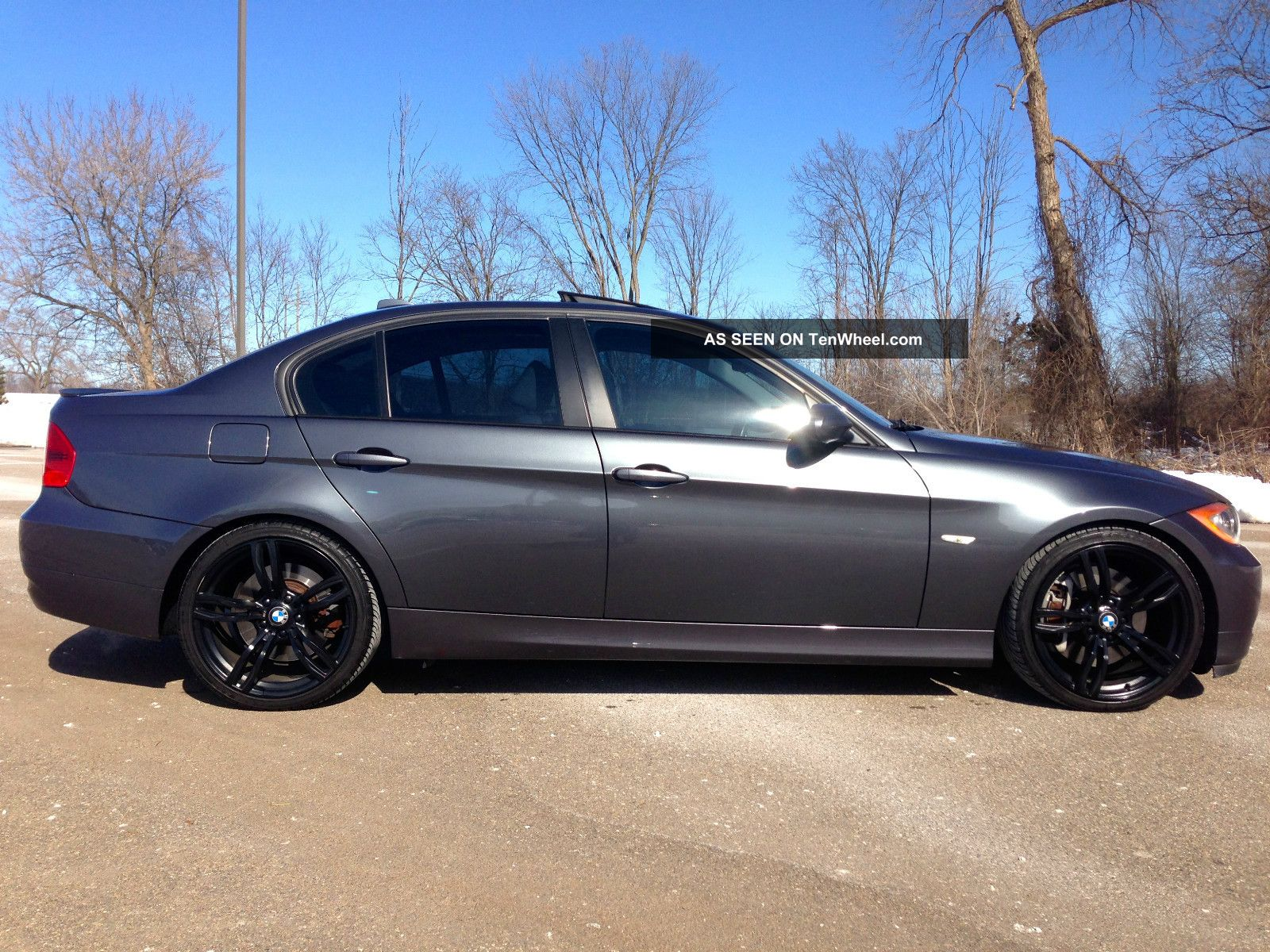 2007 bmw 328i coupe sport package specs 12