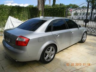 2004 Audi A4 Quattro Base Sedan 4 - Door 1.  8l photo