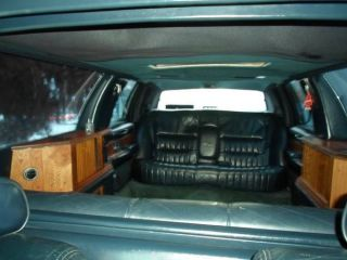 1993 Lincoln Limo 23 Ft Long photo