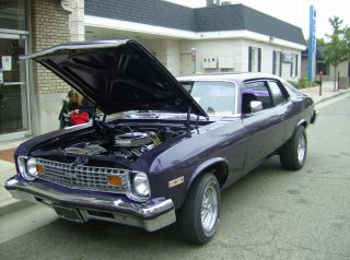 1973 Chevy Nova Show,  Ratrod Classic,  Chevrolet photo
