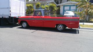 1962 Chevy C 20 photo