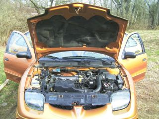 2002 Pontiac Sunfire Se photo