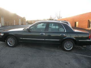 2002 Mercury Grand Marquis Gs Sedan 4 - Door 4.  6l photo