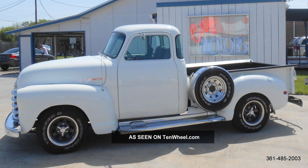 1954 chevy 5 window classic pick up for 1954 chevy truck 5 window