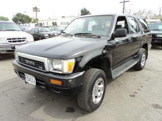 1990 Toyota 4runner Sr5 Sport Utility 4 - Door 3.  0l, photo