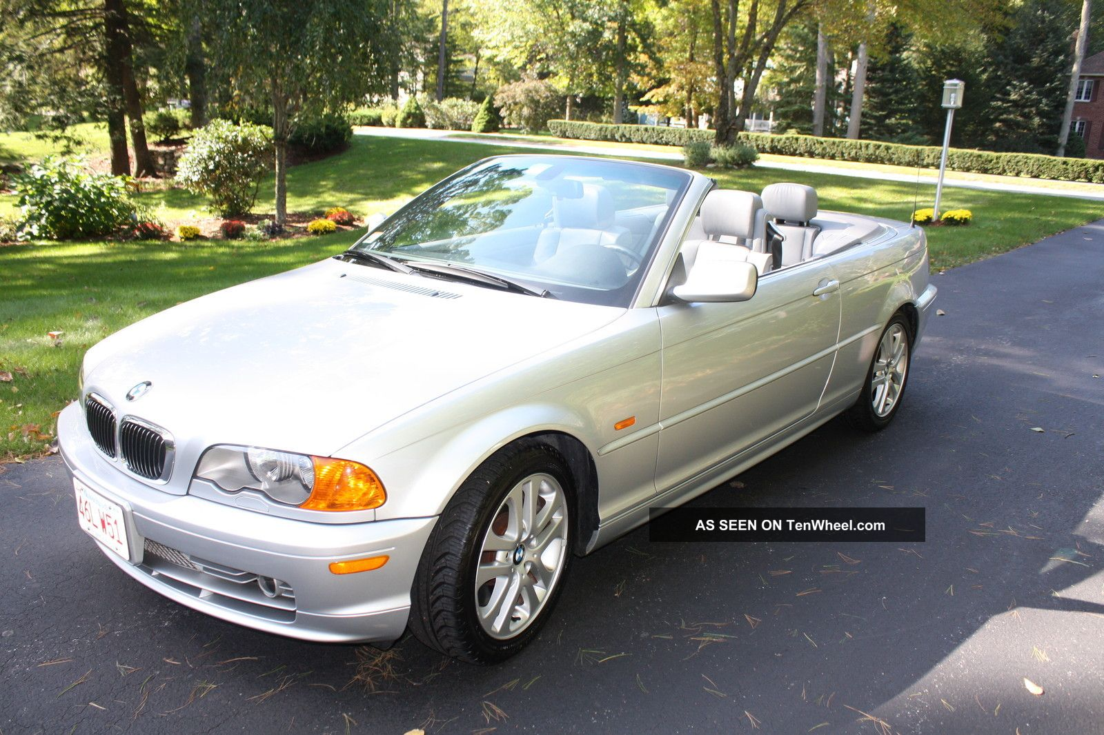 2003 bmw 330ci base convertible 2 door 3 0l. Black Bedroom Furniture Sets. Home Design Ideas