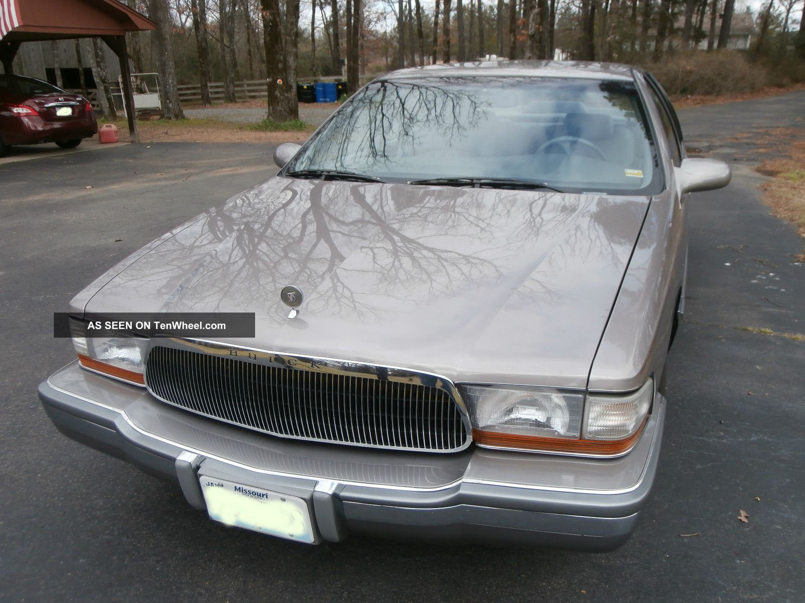 1996 Buick Roadmaster Limited Collector ' S Ed V8 5.  7l Sedan Roadmaster photo