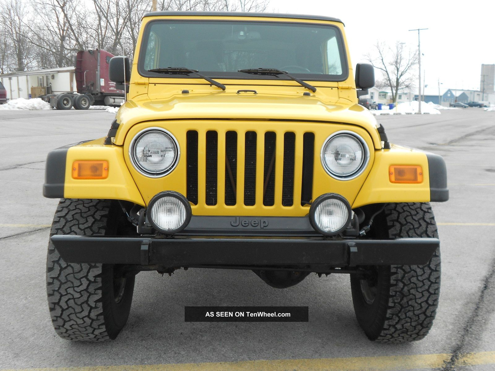 2004 Jeep Wrangler Rubicon 1 Owner Well Maintained