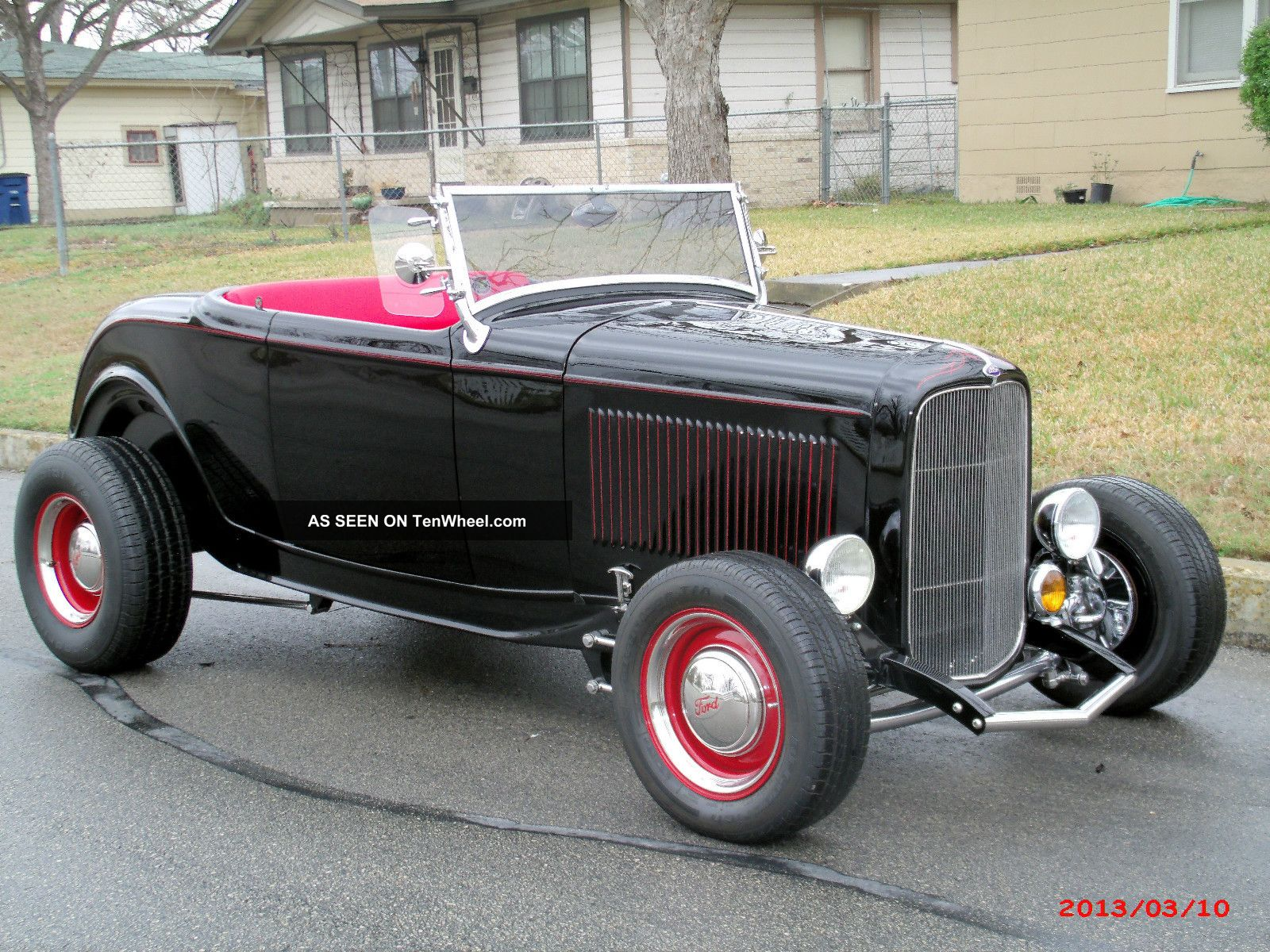 1932 ford roadster hot rod. Black Bedroom Furniture Sets. Home Design Ideas