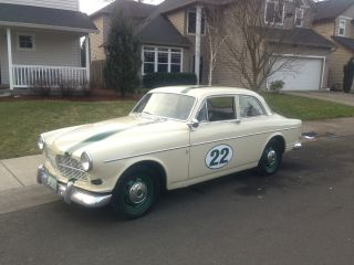 1966 Volvo Amazon 122s 2dr Coupe Rare photo