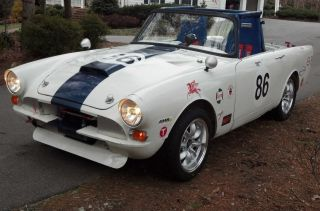1966 Sunbeam Tiger photo
