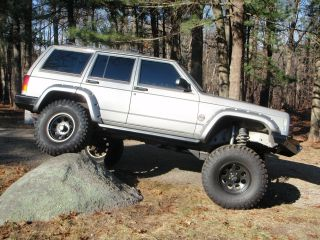 2000 Jeep Cherokee Sport Sport Utility 4 - Door 4.  0l photo