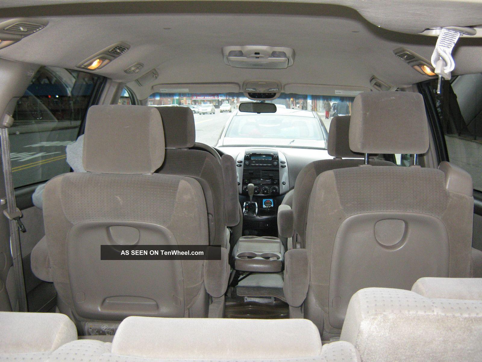 Honda Odyssey All Wheel Drive >> 2006 Toyota Sienna Le Mini Passenger Van 5 - Door 3. 3l