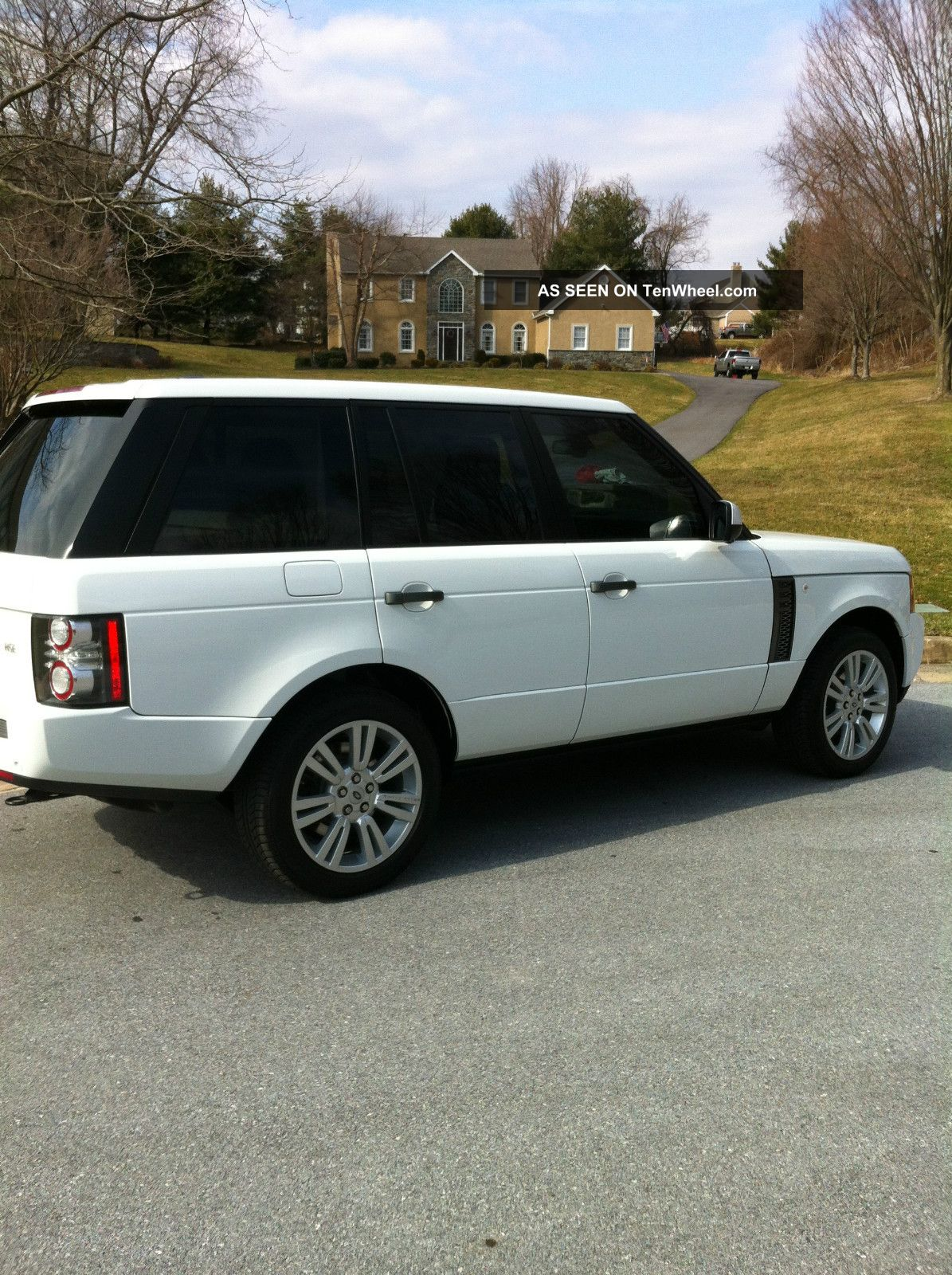 2011 land rover range rover hse sport utility 4 door 5 0l. Black Bedroom Furniture Sets. Home Design Ideas