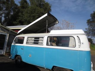 1970 Vw Westfalia Van photo