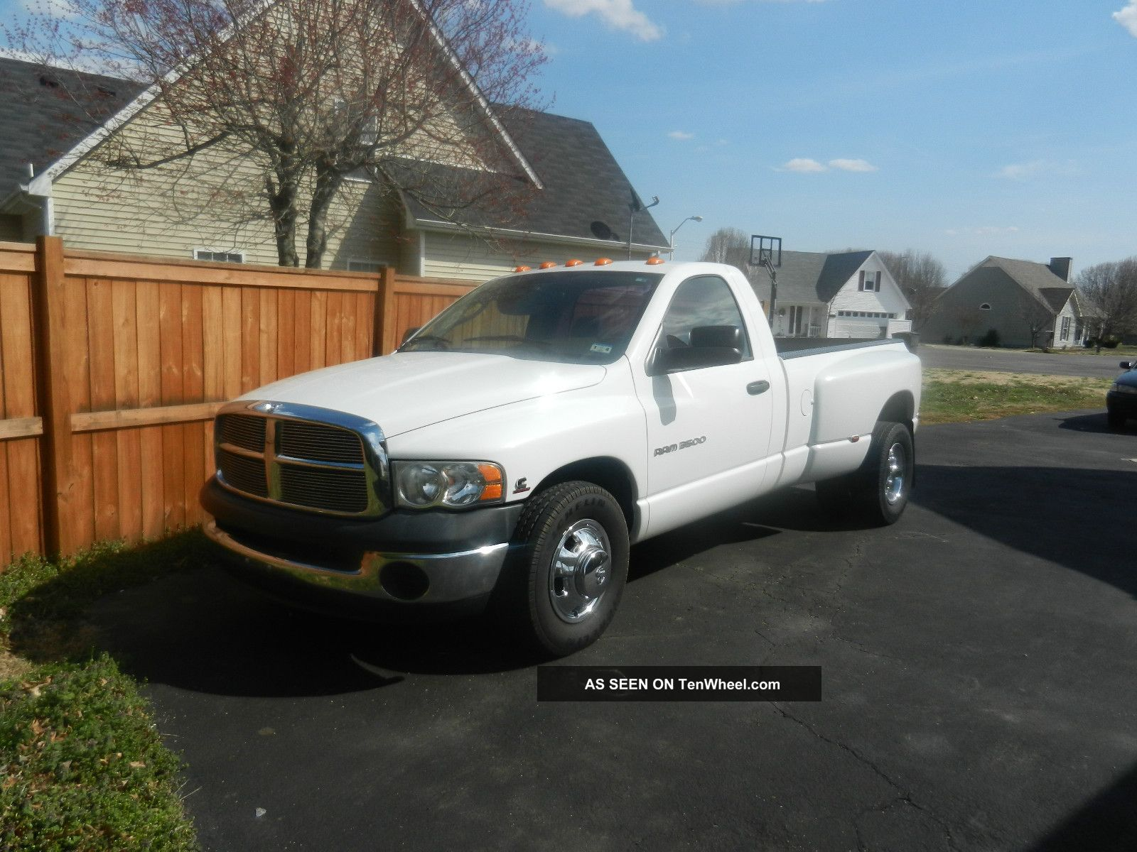 2004 dodge ram 3500 turbo diesel 5 9 l cummins. Black Bedroom Furniture Sets. Home Design Ideas