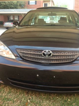 2002 Toyota Camry Le photo