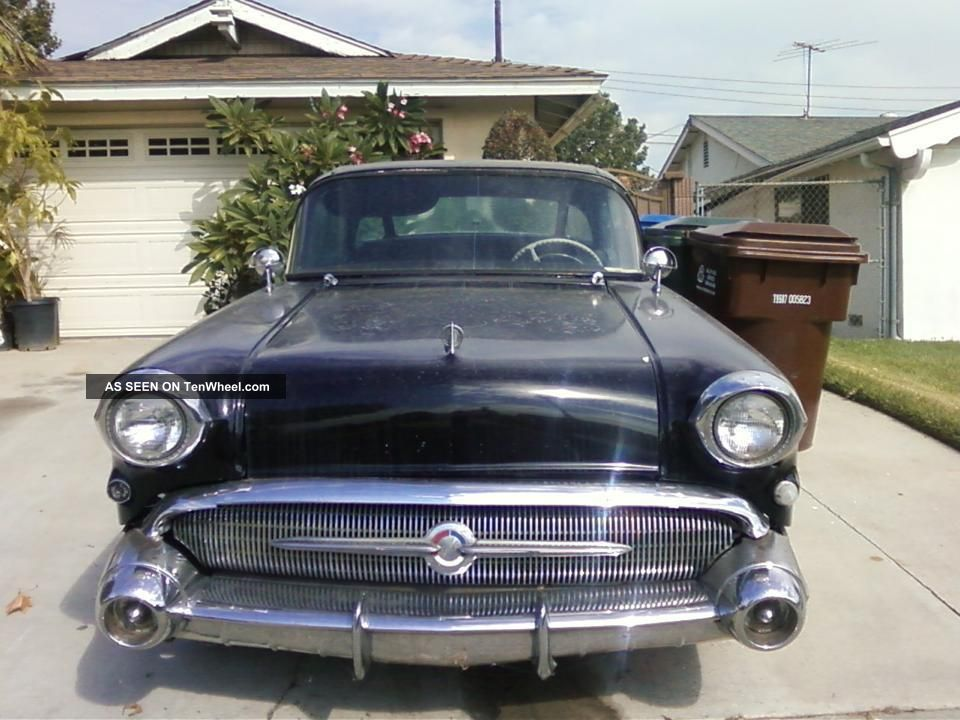 1957 Buick Century Base Sedan 4 - Door 6.  0l Century photo