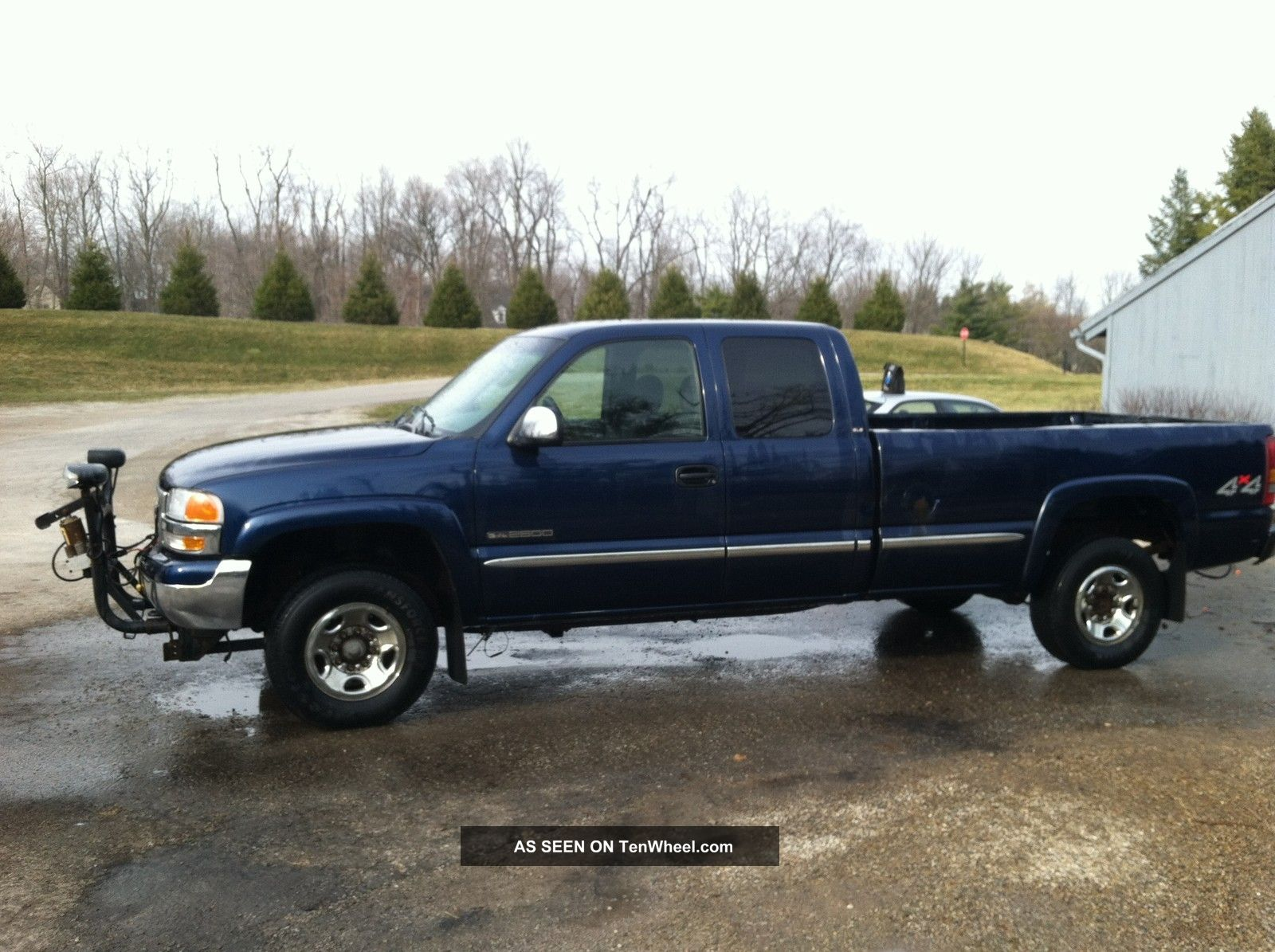 Gmc Sierra 2500 Extended Cab / Long Bed - 2000