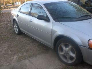 2005 Dodge Stratus Sxt Sedan 4 - Door 2.  7l photo