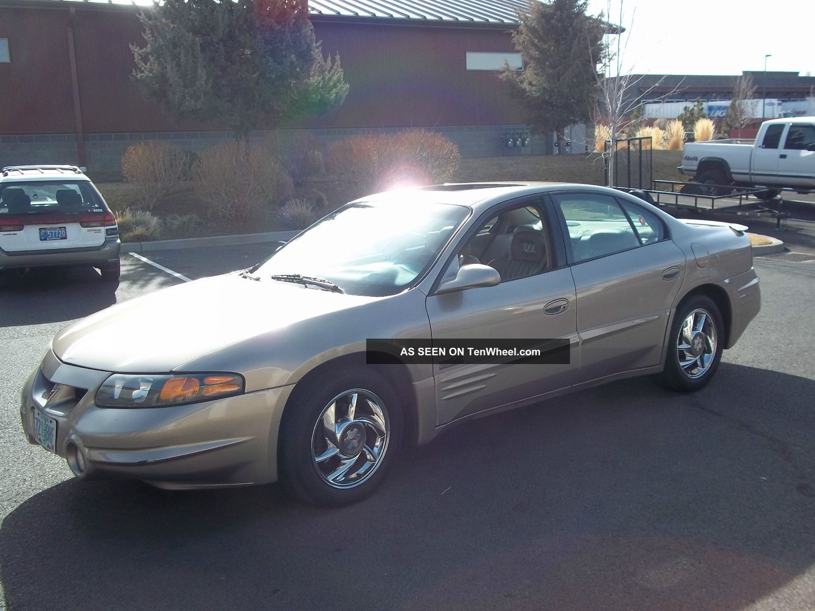 2000 pontiac bonneville ssei supercharged. Black Bedroom Furniture Sets. Home Design Ideas