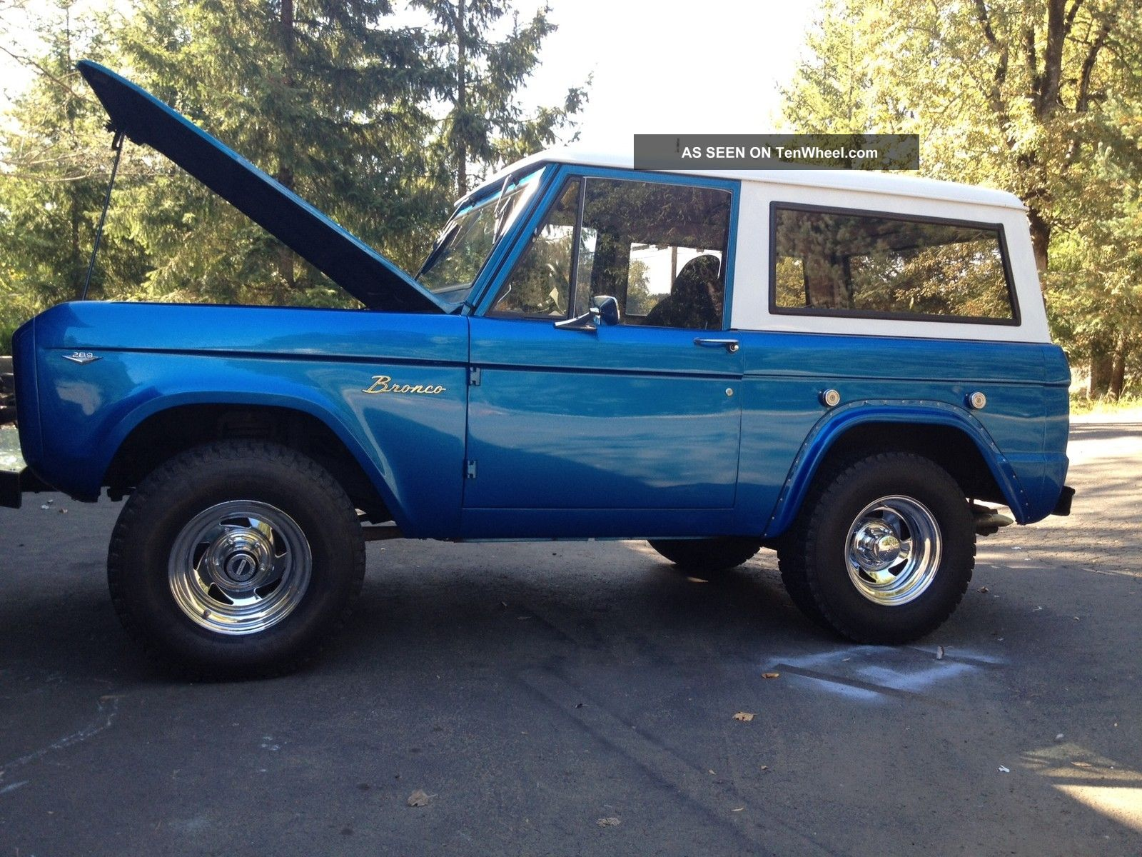 1968 Ford Bronco Classics for Sale  Classics on Autotrader