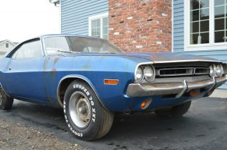 1971 Dodge Challenger photo