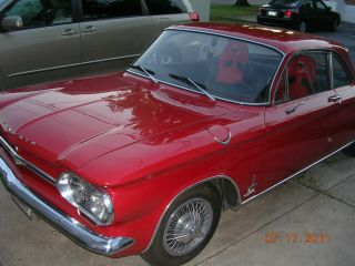 1964 Chevy Corvair Monza Spyder photo