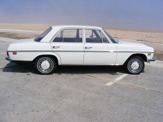 1968 Benz 220d photo