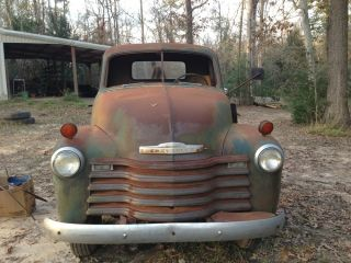 1950 Chevrolet 1 Ton Truck photo