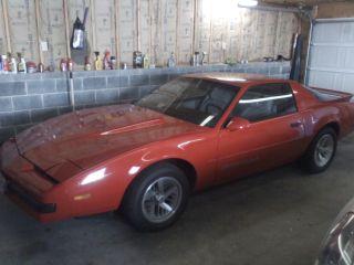 1988 Pontiac Firebird Formula photo