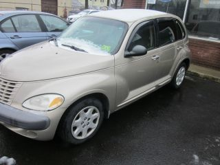 2002 Chrysler Pt Cruiser Base Wagon 4 - Door 2.  4l Cheap photo