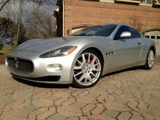 2008 Maserati Granturismo Base Coupe 2 - Door 4.  2l photo