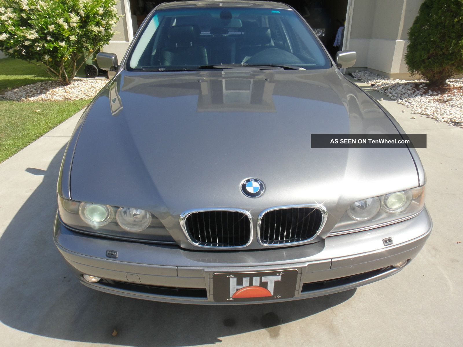 2003 Bmw 530i Base Sedan 4 - Door 3.  0l 5-Series photo